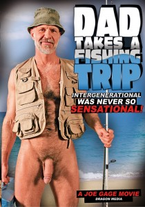 Dad Takes a Fishing Trip DVD