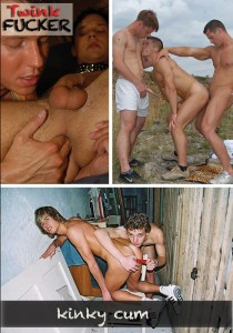 Kinky Cum DVD (NC)