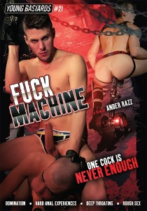 Fuck Machine: One Cock is Never Enough DVDR (NC)