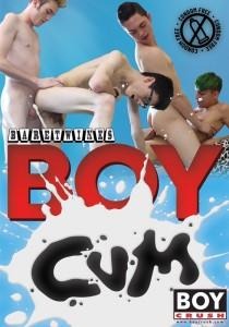 Boy Cum DVDR