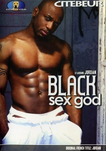 Black Sex God DVD