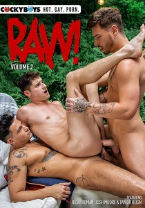 Raw! volume 2 DVD (S)