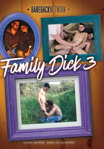 Family Dick 3 DVD