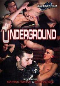 Underground DVD (NC)