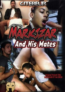 Markizar And His Mates DVD (NC)
