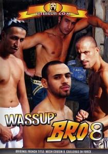 Wassup Bro 8 DVD (NC)