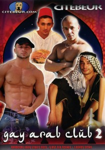 Gay Arab Club 2 DVD