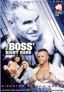 The Boss' Right Hand DVD