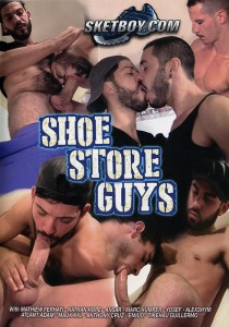 Shoe Store Guys DVD (NC)