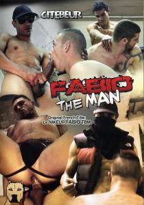 Fabio The Man DVD (NC)