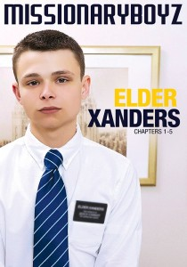 Elder Xanders: Chapters 1-5 DVD