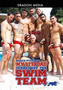 My Stepdad Jerked Off The Swim Team DVD (S)