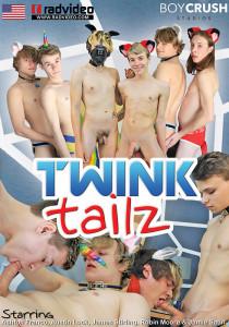 Twink Tailz DVDR