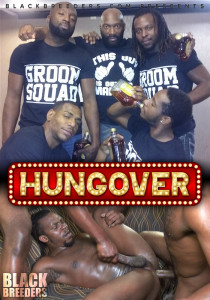 Hungover DVD