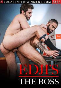 Gentlemen #25 - Edji's The Boss DVD