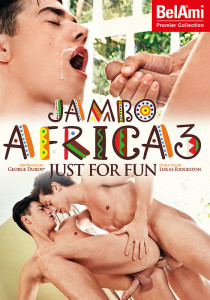 Jambo Africa 3: Just For Fun DVD (S)