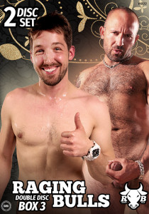 Raging Bulls Box 3 DVD