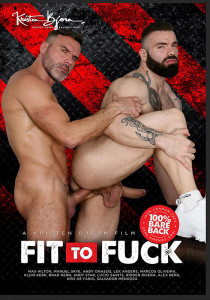 Fit to Fuck DVD (S)