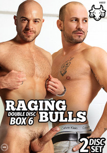 Raging Bulls Box 6 DVD