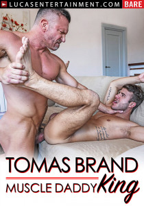 Tomas Brand: Muscle Daddy King DVD