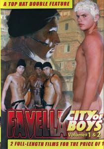 Favella: City of Boys 1 & 2 DVD (NC)