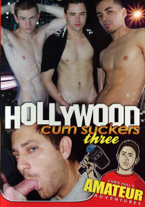 Hollywood Cum Suckers 3 DVD (NC)