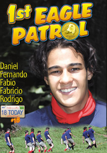 1st Eagle Patrol DVD (NC)