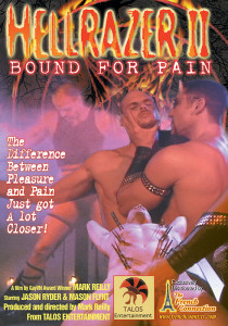 Hellrazer II: Bound for Pain DVD (NC)