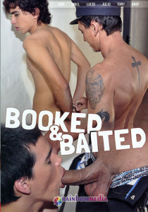 Booked & Baited DVD (NC)