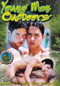Young Men Outdoors DVD (NC)
