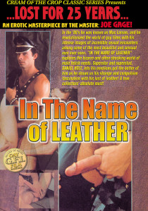 In The Name of Leather DVD