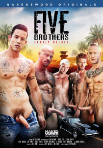 Five Brothers: Family Values DVD