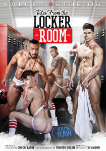 Tales from the Locker Room DVD (S)