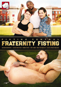 Fraternity Fisting DVD (S)