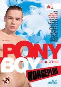 PonyBoy 1: Horseplay DVDR (NC)