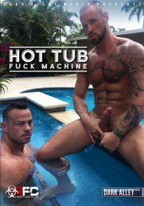 Hot Tub Fuck Machine DVD (S)