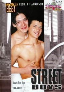 Street Boys DVDR (NC)