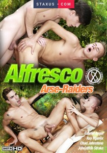 Alfresco Arse-Raiders DOWNLOAD