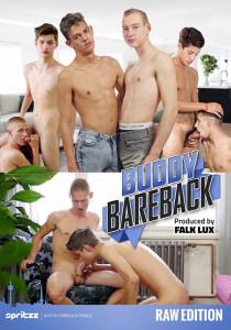 Buddy Bareback DVD