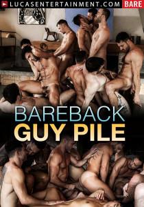 Bareback Guy Pile DVD (S)