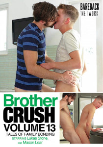 Brother Crush 13 DVD