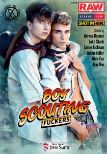 Boy Scouting Fuckers DVD