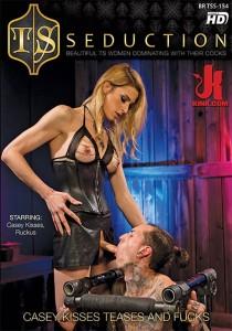 TSS154: Casey Kisses, Teases & Fucks DVD (S)