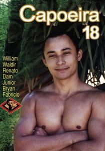 Capoeira 18 DVD (NC)