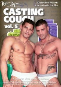 Casting Couch vol. 5 DVD