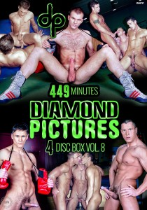 Diamond Pictures Box 8 DVD