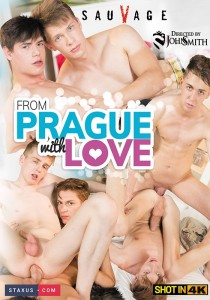 From Prague With Love DVD