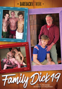 Family Dick 19 DVD (S)