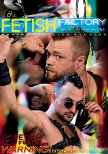 The Fetish Factory DVD (S)