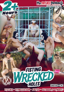 Fisting Wrecked Holes DVD